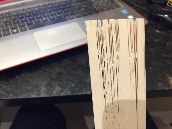 Dog-eared pages