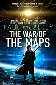 War of the Maps by Paul McAuley