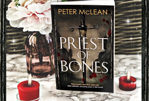 Priest of Bones (War for the Rose Throne) by Peter McLean