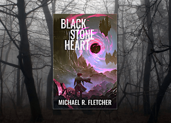 Black Stone Heart - Michael R. Fletcher