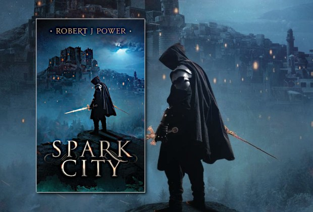 Spark City by Robert J. Power