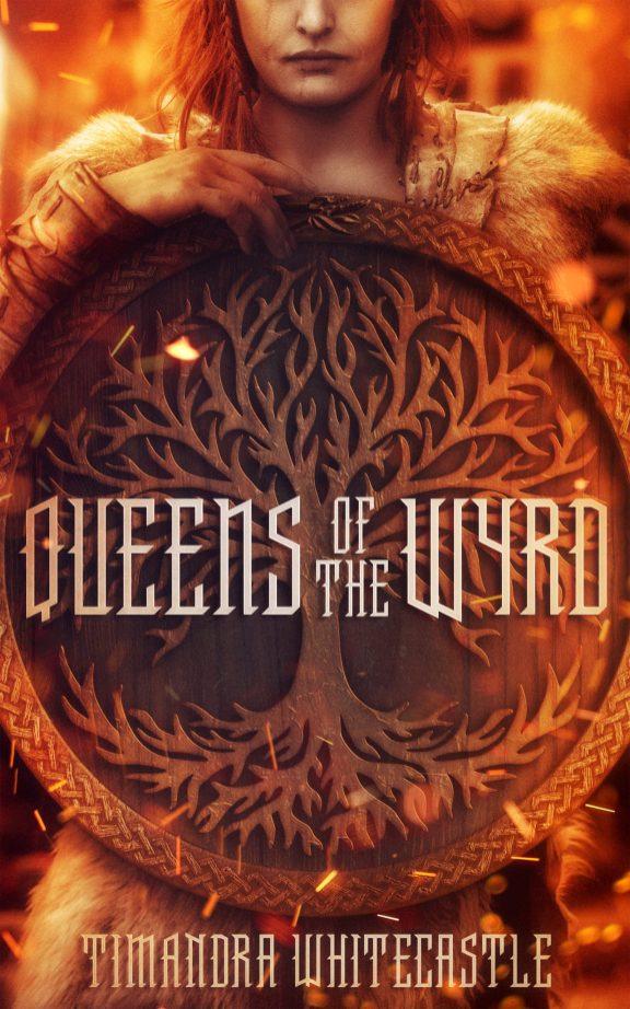 Queens-of-the-Wyrd-Amazon-Ebook - Timandra Whitecastle