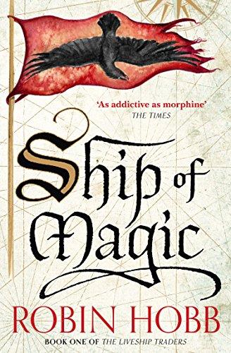Ship of Magic Robin Hobb
