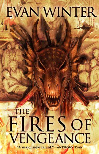 the fires of vengeance evan winter