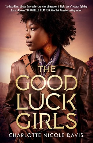 Davis Good Luck Girls POC Women In SFF