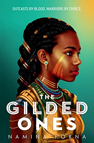 Forna Gilded Ones POC Women In SFF
