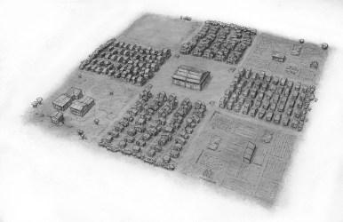 maps fantasy deviantart town talislanta editeurs zanth perspectives cities portfolio