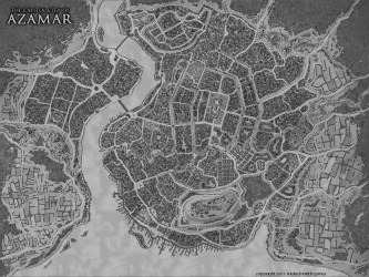 fantasy map maps azamar rpg cartography town futuristic game games herwin fictional cities village create drawing wicked tile north epic