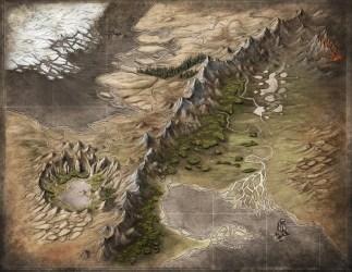maps fantasy map snowstorm project djekspek cartography game rpg deviantart dnd roll20 herwin mountain campaign line portfolio dungeon wielink join