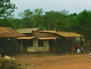 Fantasy Aisle, African village