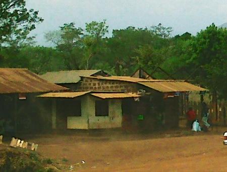 A home in Tanzania