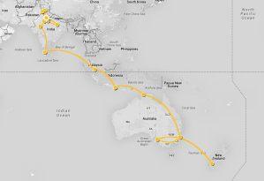 Fantasy Aisle, Fantasy Aisle Travelogue, India Travels, Australia Travels, Indonesia Travels
