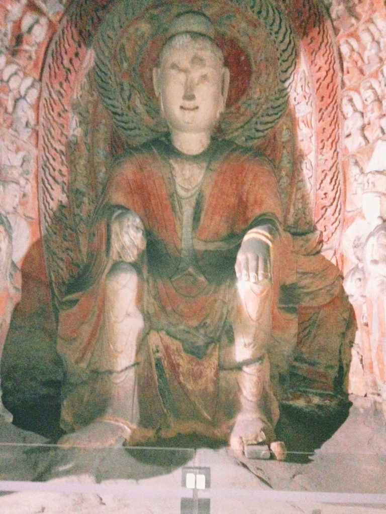 Yungang Grottoes and Carvings