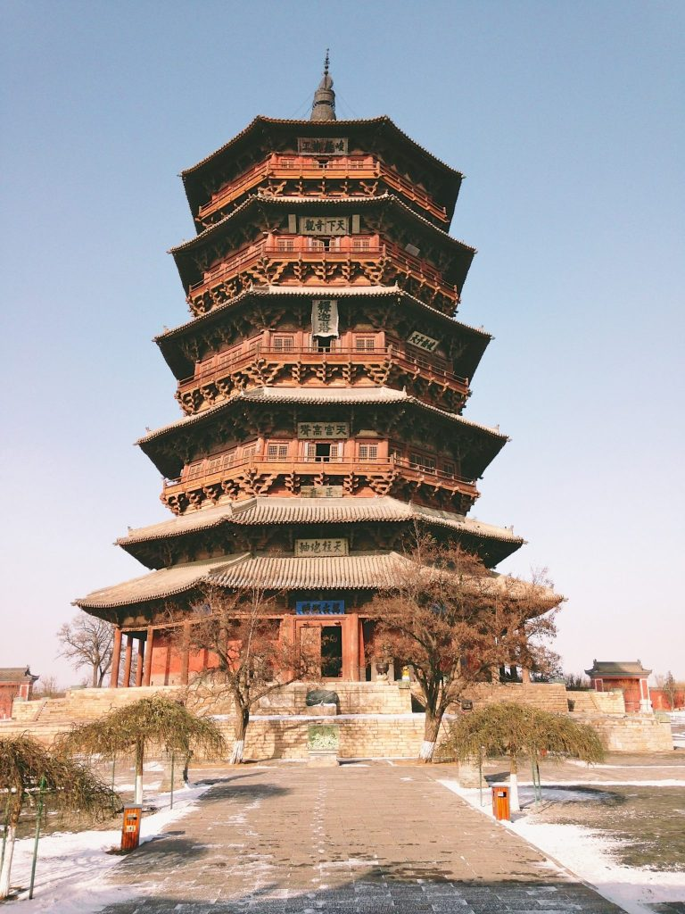 Datong, China Tourism, Touring China, Datong Tourism,