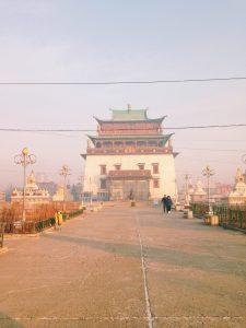 Ulaan Baatar, Mongolia, Mongolia Tourism, Mongolian Temple