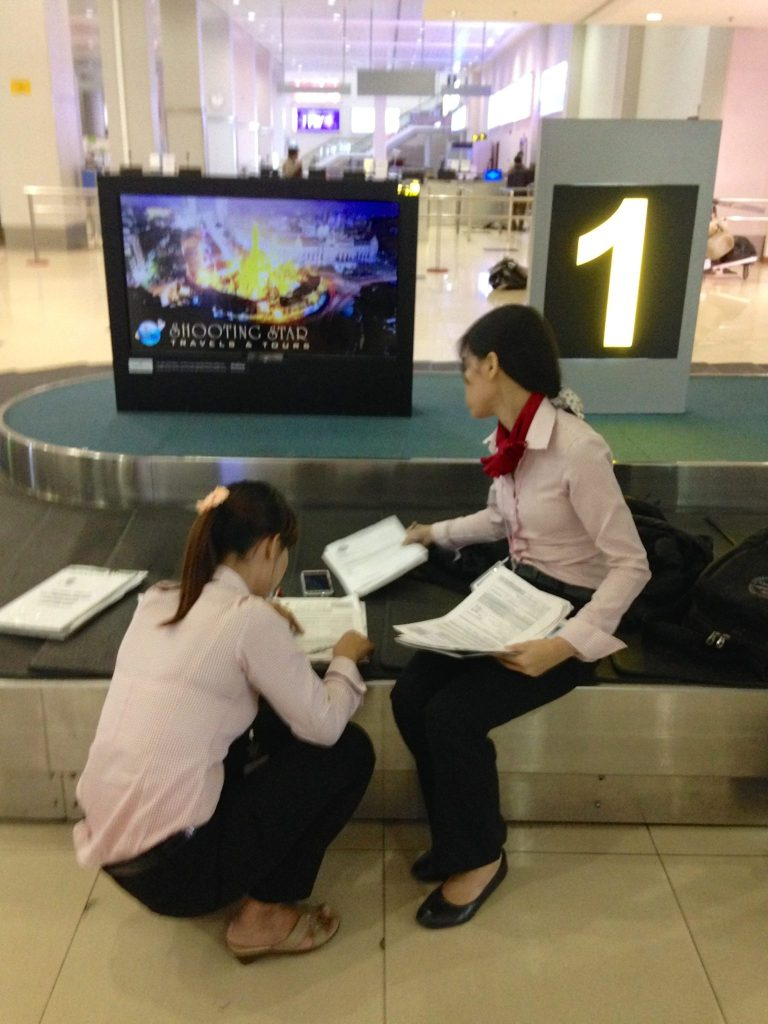 Air China, China Tourism, Air China Bag Loss, Burma