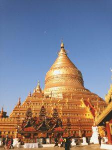 Bagan, Myanmar, Myanmar Tourism, Bagan Temples, Bagan balloon ride, Myanmar Temples, Shwezigon Temple