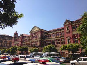 Yangon, Myanmar, Burma, Myanmar Tourism