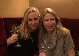 Fantasy Aisle, Dinner with Corinna in Hamburg
