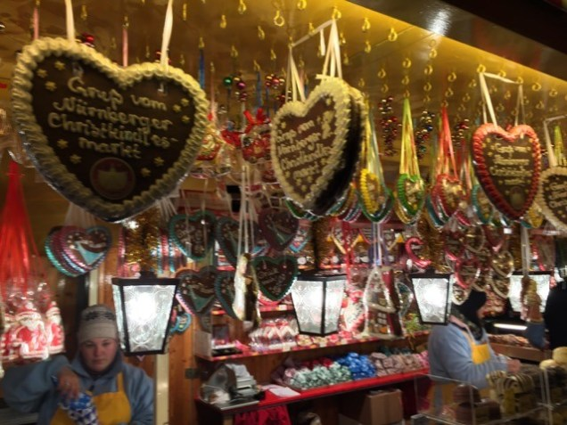 Fantasy Aisle, Decorative Gingerbread of Nuremberg, Germany