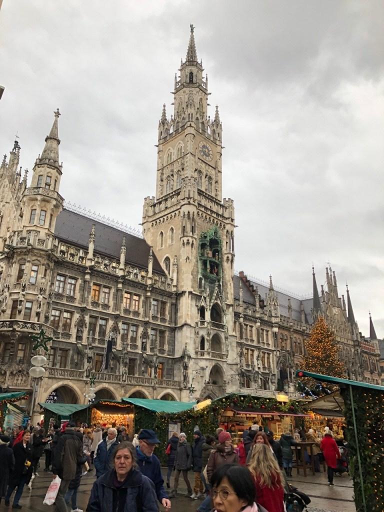 Fantasy Aisle, Marienplatz Christmas Market in Munich