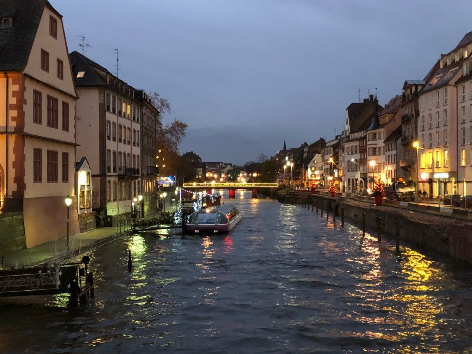 Fantasy Aisle, Lill River - Canals of Strasbourg, France