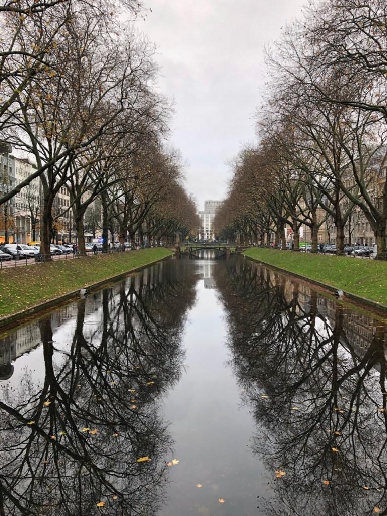 Fantasy Aisle, Old Town of Düsseldorf along Kö Blvd.
