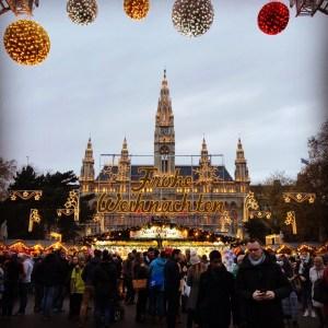 Fantasy Aisle, Wiener Rathaus, city hall of Vienna, located on Rathausplatz