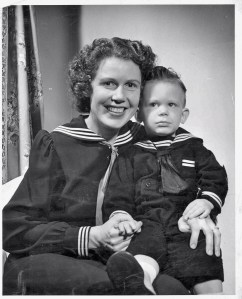 Fantasy Aisle, Geraldine Glyn, Mickey Glynn 1945 (My grandma and dad)