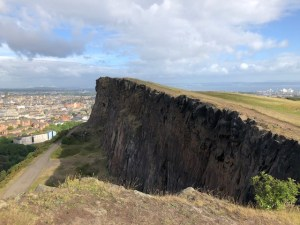Fantasy Aisle, Arthur's Seat, Climb for spectacular view of Edinburgh, Scotland
