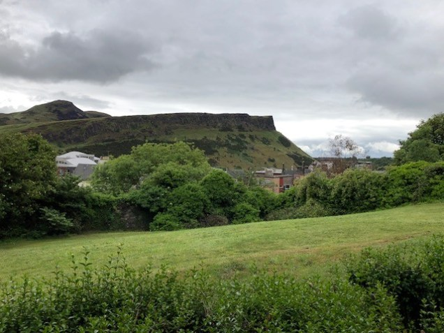 Fantasy Aisle, Arthur's Seat, Climb for spectacular view of Edinburgh, Scotland