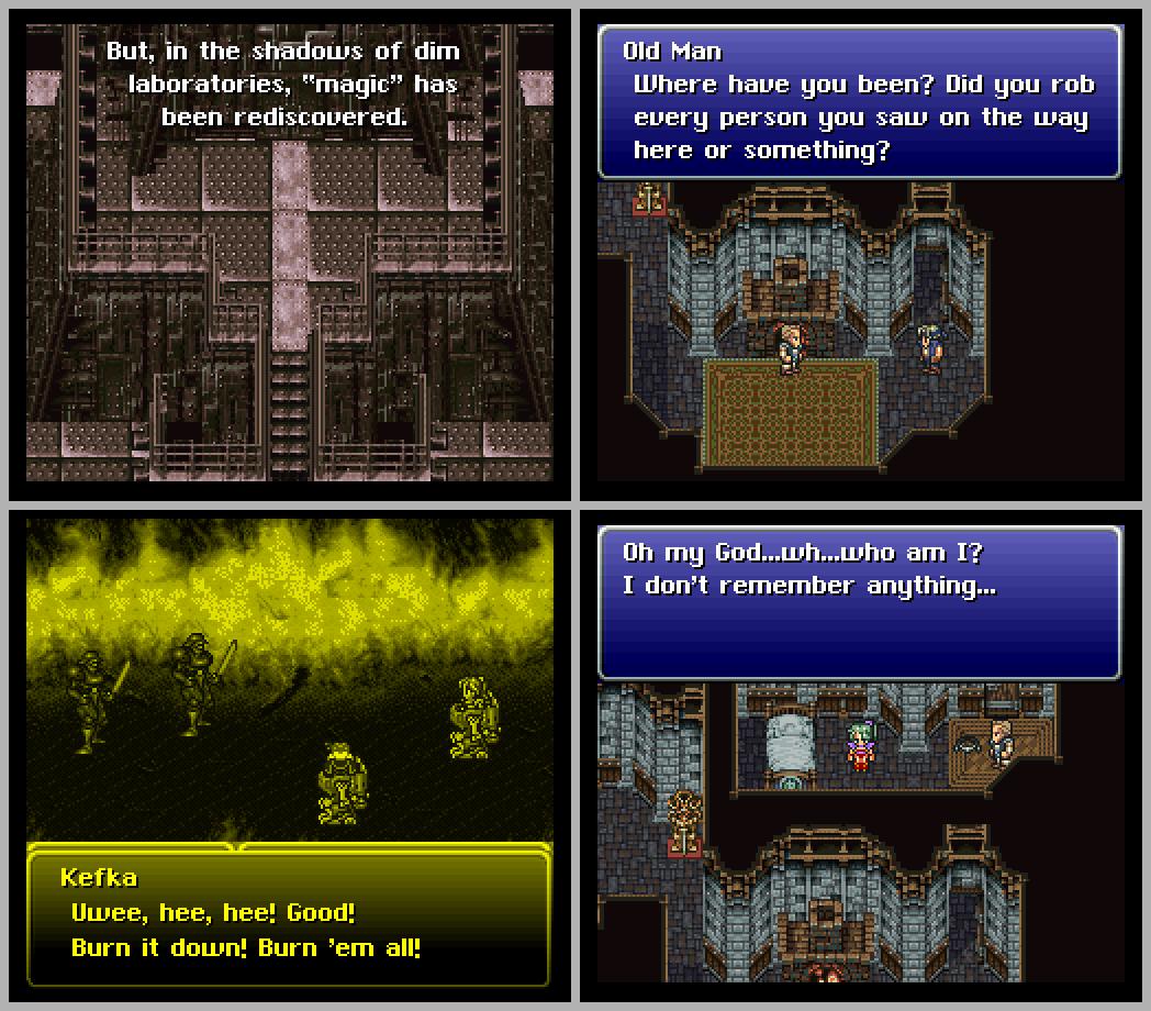 Final Fantasy 6 Downloads