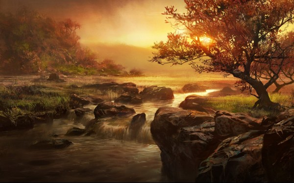 Nature Desktop Wallpaper Art