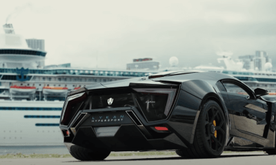 Most Expansive Cars