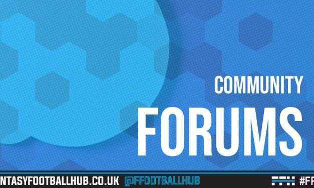 Fantasy Football Forums – FPL & Sky Sports Fantasy Football
