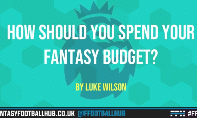 How should you spend your fantasy budget to get the best return on investment?