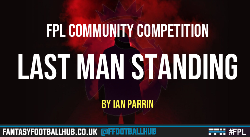 FPL Competition – Last Man Standing