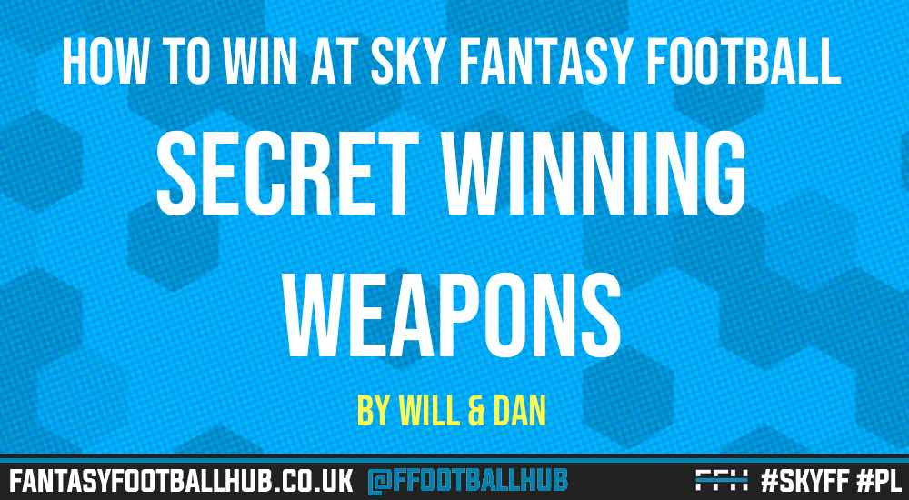 How To Win at Sky Sports Fantasy Football – Secret Weapons