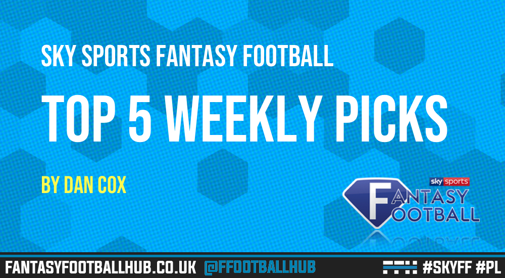 Sky Sports Fantasy Football – 5 Tips for Gameweek 14