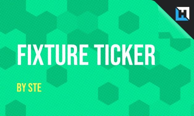 Fixture Ticker