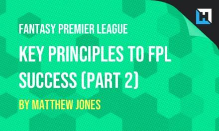 Key Principles to FPL Success (part 2) – Research