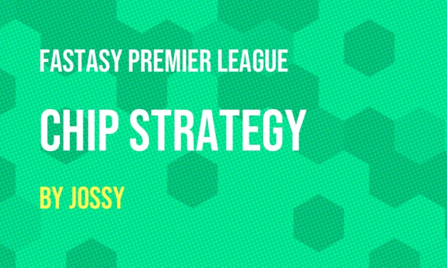 FPL Double Gameweek & Blank Chip Strategy – 2019