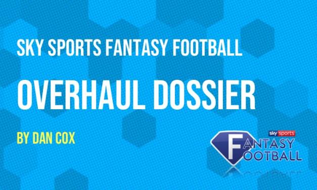 Sky Sports Fantasy Football – Overhaul Dossier