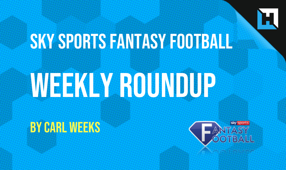 Sky Sports Fantasy Football Roundup – GW37