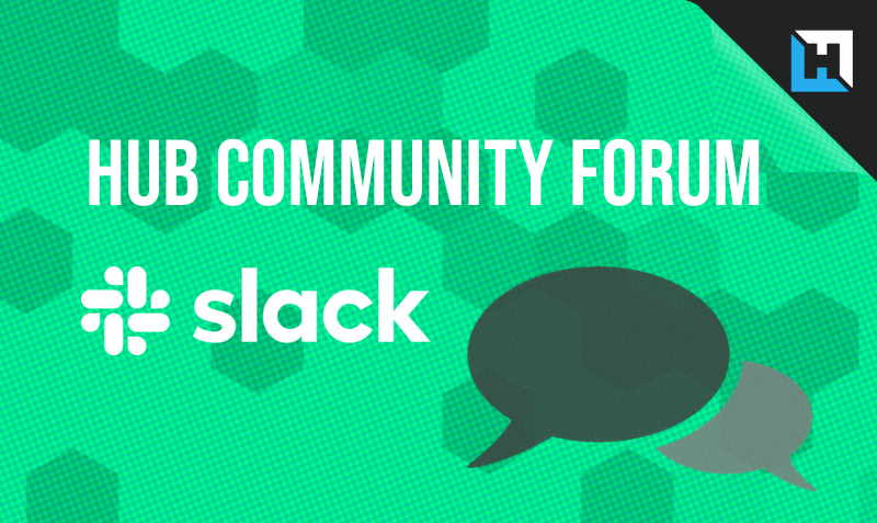 NEW Forum – Slack Channel