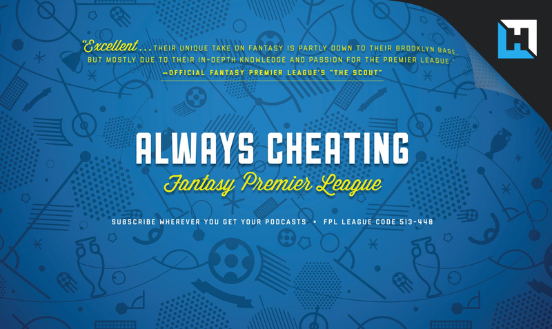 Always Cheating FPL Podcast – 2018/2019