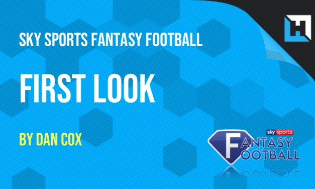 Sky Sports Fantasy Football – First Thoughts