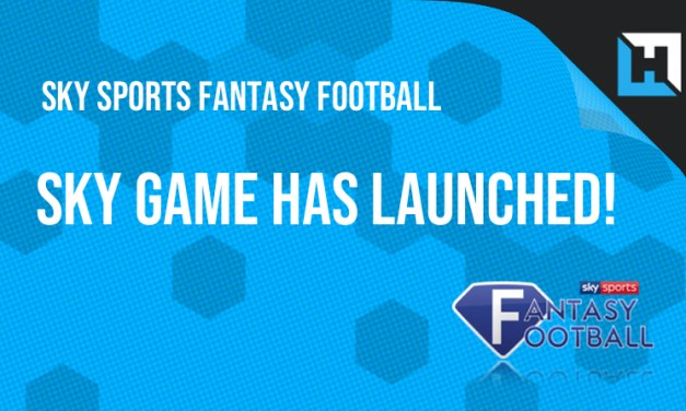 Sky Sport Fantasy Football 2019/2020 Has Launched!