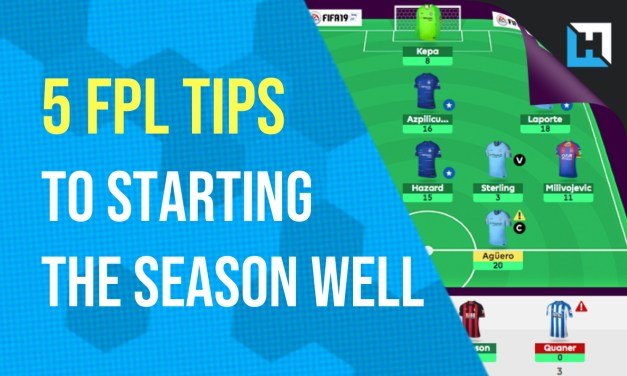 5 Tips to Starting a Season Well (YouTube Video)