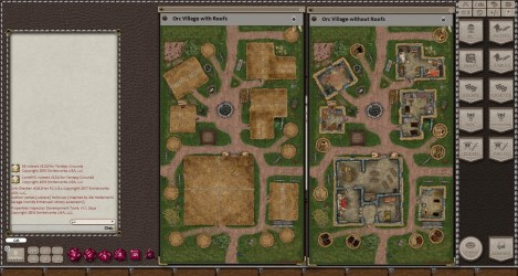village map orc fantasy grounds dd maps
